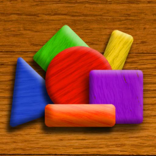 KIZ Wood Shapes (AppStore Link)